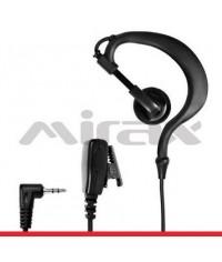 Mirax Pmr Telsiz Kulaklık Seti - MT100-PK01