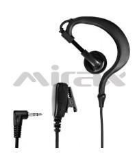 Mirax Pmr Telsiz Kulaklığı MT100-PC01