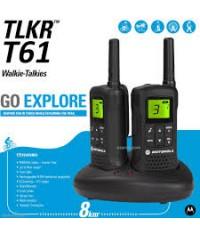 Motorola T61Pmr Telsiz