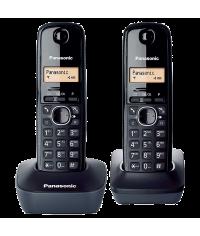 Panasonic KX-TG 1612 Dect Telefon  (Çift El Cİhazlı)