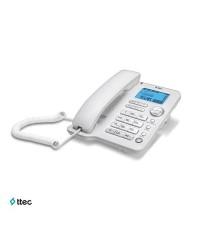 Ttec Tk 3800  Headset Özellikli Kablolu Telefon