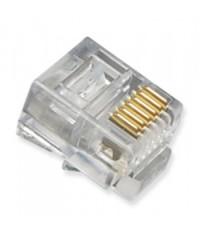 6P6C 3 Micron Modüler Plug (